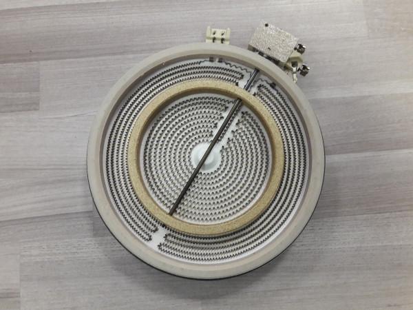 Neff EKT7354N, Strahlenheizkörper / Zweikreiszone 2200 / 1000W, 10.51214.432, Kochplatte, gebraucht, ersatzteil, Erkelenz